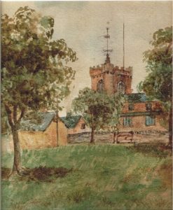 1892 Kildwick watercolour