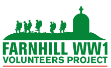 Farnhill WW1 Volunteers