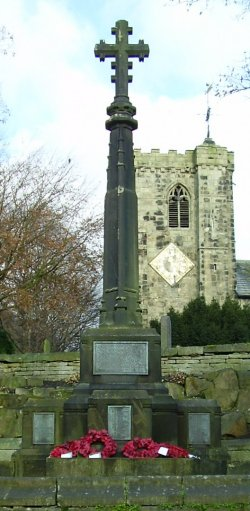 Kildwick war memorial